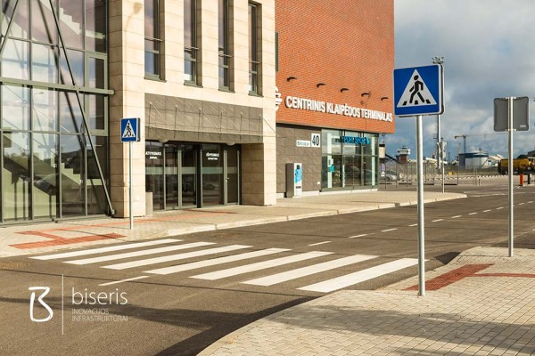 Klaipėdos keleivių ir krovinių terminalas