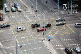 NEW TRAFFIC-SAFETY MEASURES IN VILNIUS